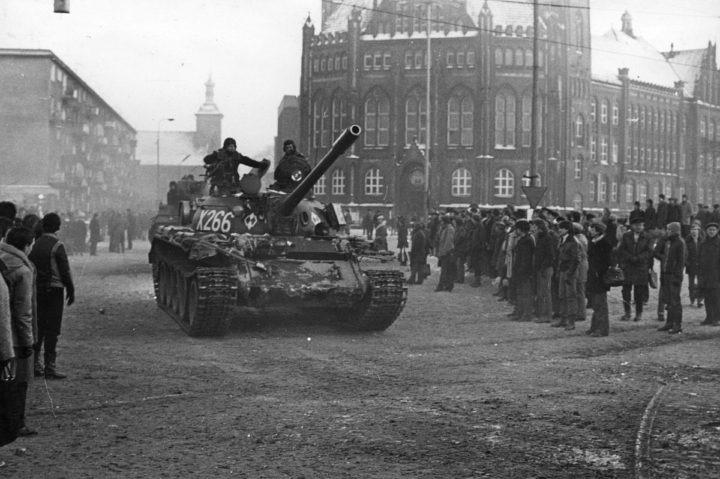 39. rocznica wprowadzenia stanu wojennego