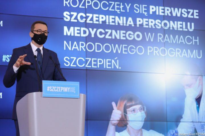 W Częstochowie rozpoczął się program szczepień