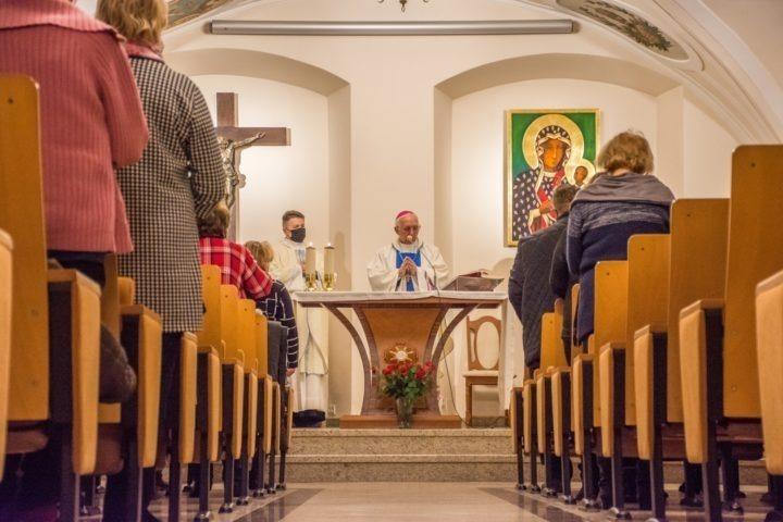 """""""Potrzeba nam Ducha Świętego, jak nigdy"""" – abp Wacław Depo na Jasnej Górze"""