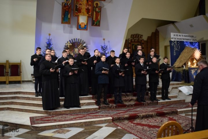Koncert kolęd i pastorałek w WSD