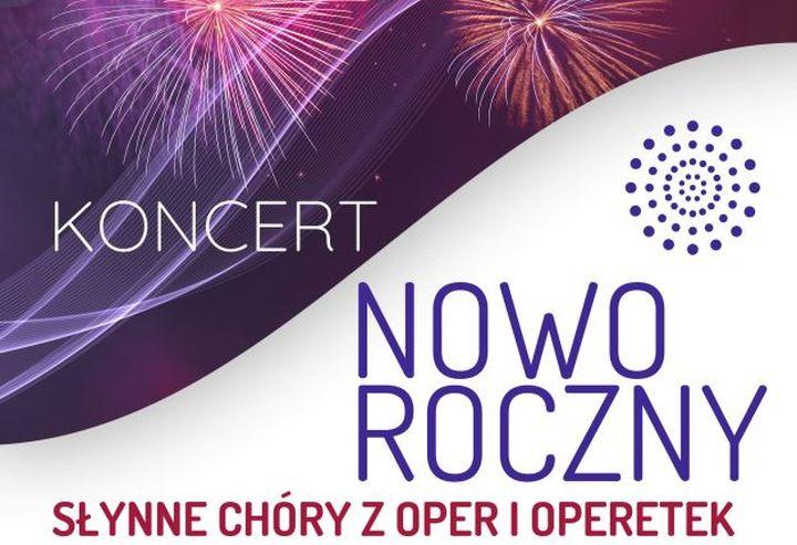 Koncert noworoczny w Filharmonii