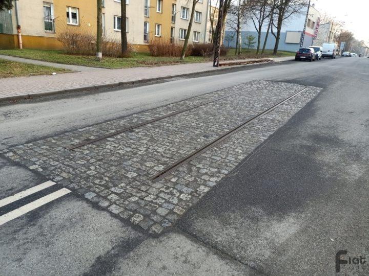 Tramwajowe upamiętnienie ul. Łukasińskiego