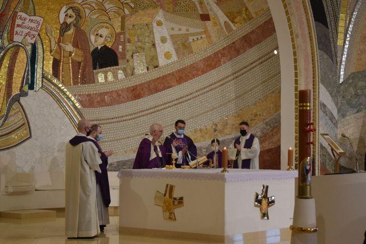 W Dolinie Miłosierdzia świętowano 90. rocznicę objawień św. siostry Faustyny