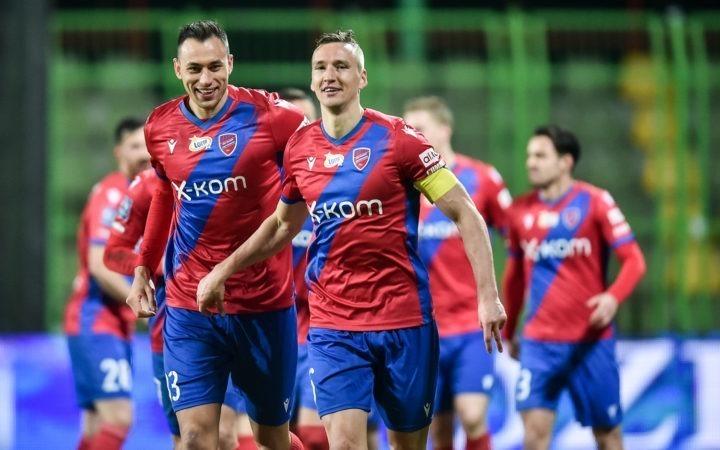 Ekstraklasa – Raków pokonał Podbeskidzie