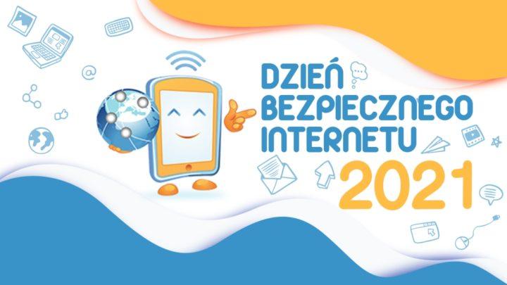 Dzień Bezpiecznego Internetu 2021. Jak dbać o bezpieczeństwo w sieci?