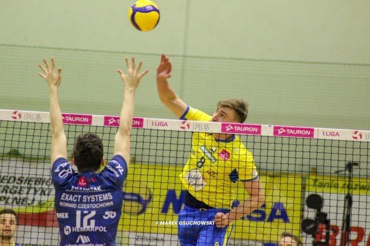 Exact Systems Norwid zagra z BAS Białystok o 3 punkty i 17 zwycięstwo