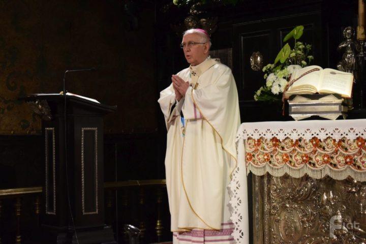 Abp Depo: Idźmy za śladem Chrystusa i pomagajmy słabszym