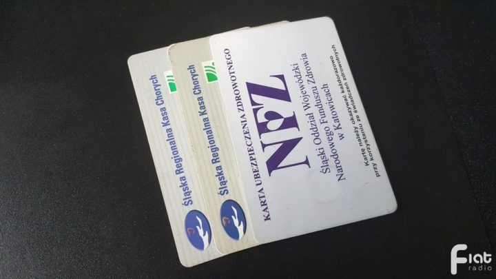 Koniec śląskich kart NFZ
