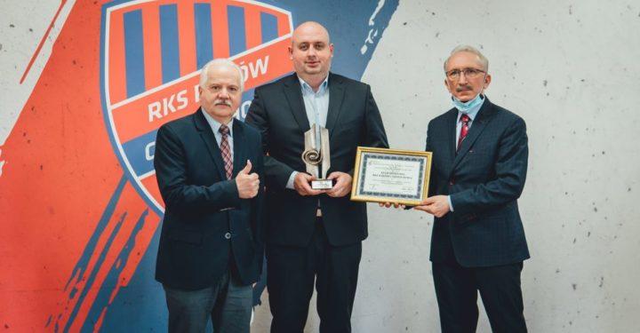 Raków laureatem konkursu Jurajski Produkt Roku