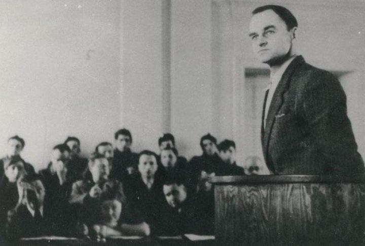 Kara śmierci dla rotmistrza Pileckiego