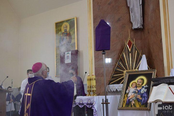 40-lecie parafii św. Szymona i Judy Tadeusza w Mokrej