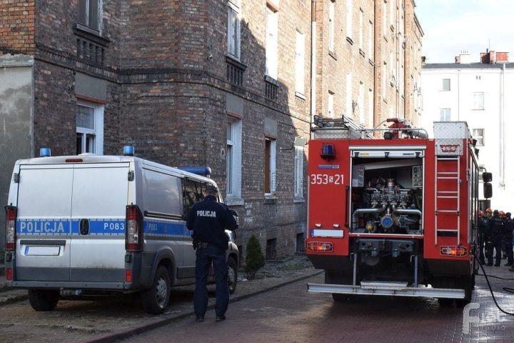 Pożar przy Krakowskiej nie był przypadkowy