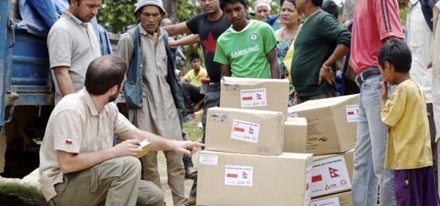 Unijna pomoc humanitarna w obliczu pandemii