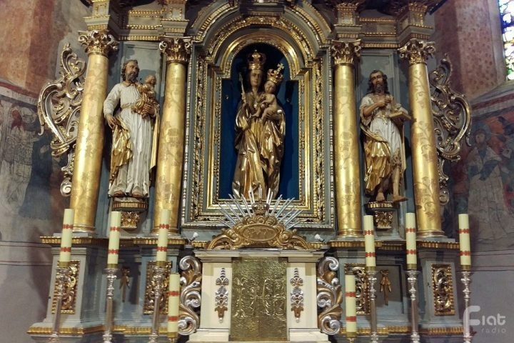 Prace w kościele św. Marii Magdaleny w Koziegłowach rozpoczęte