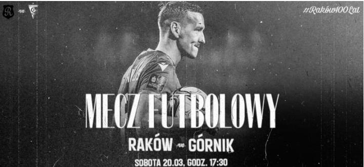 Retro mecz – 100-lecie RKS Częstochowa