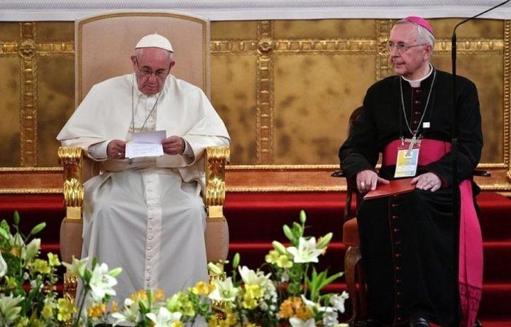 Mija 8. rocznica wyboru kard. Bergoglio na papieża. Słowa przewodniczącego KEP