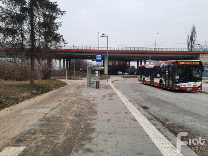 Autobusy MPK wracają na Łukasińskiego