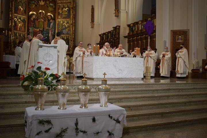 Msza św. Krzyżma w Archikatedrze