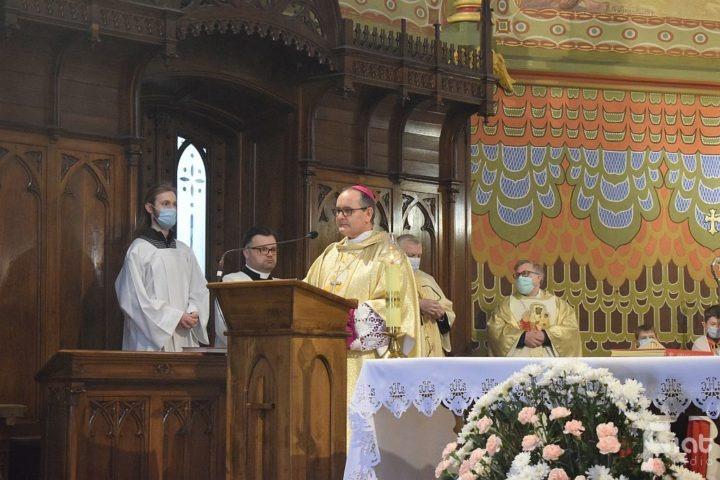 Bp Andrzej Przybylski: Nie mielibyśmy Boga gdyby nie było kapłanów