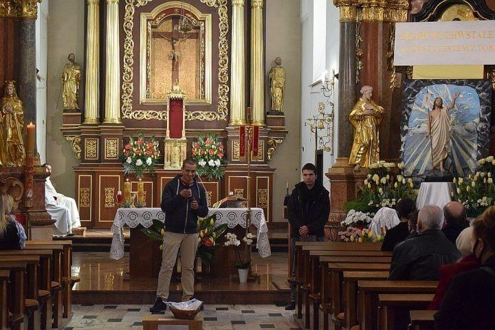 Wspólnota Cenacolo w parafii św. Zygmunta