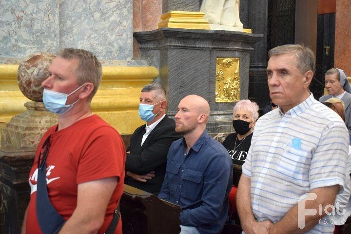 Za Igę Świątek i piłkarzy na Euro 2020… sportowcy modlili się na Jasnej Górze