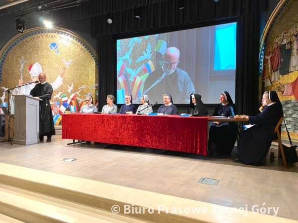 Konferencja Żeńskich Zgromadzeń Zakonnych na Jasnej Górze